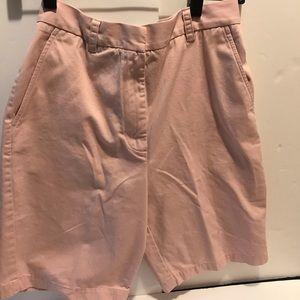 Pink vantage Ralph Lauren shorts